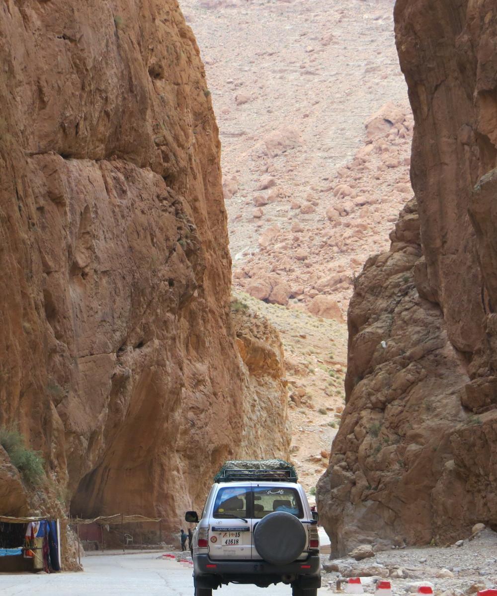 jeep 4x4 escursione in marocco