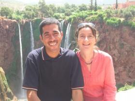 Erika e Yidir di Tour e viaggi in Marocco